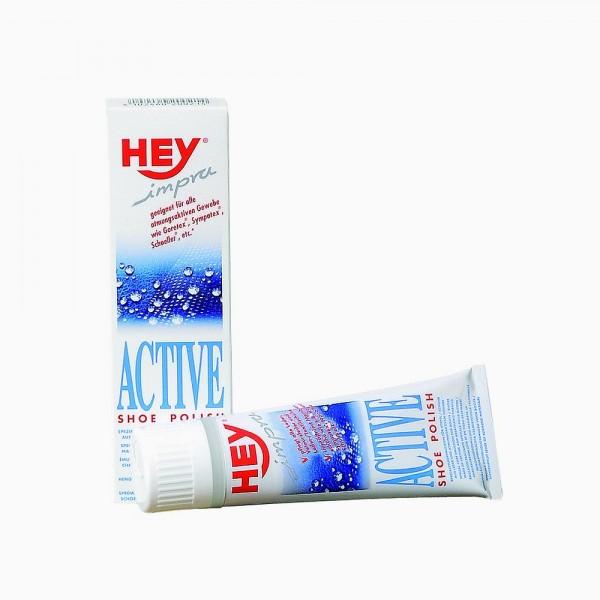 Schoenverzorging HEY®-Impra Active Polish, zwart
